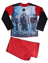 Pijama Universal Studios Harry Potter 7 A 12 años