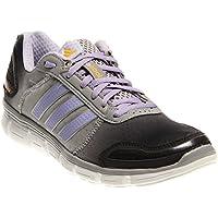 Nuovo Adidas ClimaCool Aerare 3 Scarpe da corsa grigio / viola 6