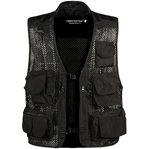 SaySure - Casual Men's Outdoor Waistcoat Vest