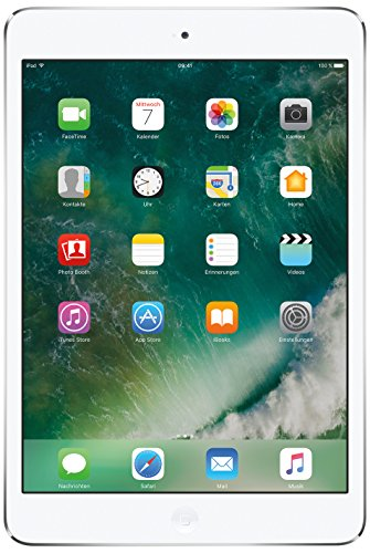 Apple iPad mini 2 20,1 cm (7,9 Zoll) Tablet-PC (WiFi, 32GB Speicher) weiß (Mini Ipad 2 32 Wifi Apple Gb)