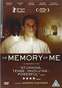 In Memory Of Me [DVD]