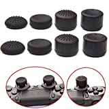 Pandaren® Thumb Grip thumbstick 8 units Professional Sets...