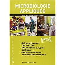Microbiologie appliquée : Cap APR - MHL - ATMFC