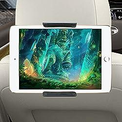 Anbero Soporte de tablet para coche - Reposacabezas