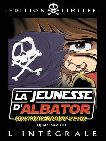 Cosmowarrior Zero : La jeunesse de Albator - L'intégrale [Édition remasterisée]