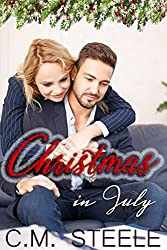 Christmas in July (The Kane Family Book 4)