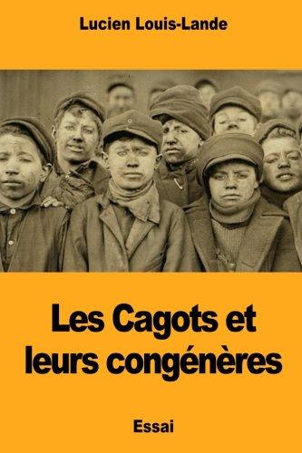 Les Cagots et leurs congénères par Lucien Louis-Lande