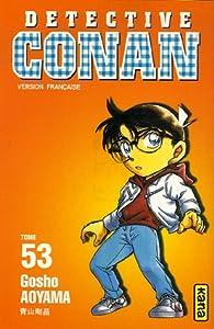 Détective Conan Edition simple Tome 53