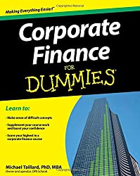 Corporate Finance For Dummies-