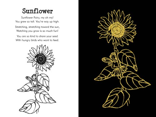 Garden Fairies [With Scratch Off Pencil] (Scratch & Sketch)
