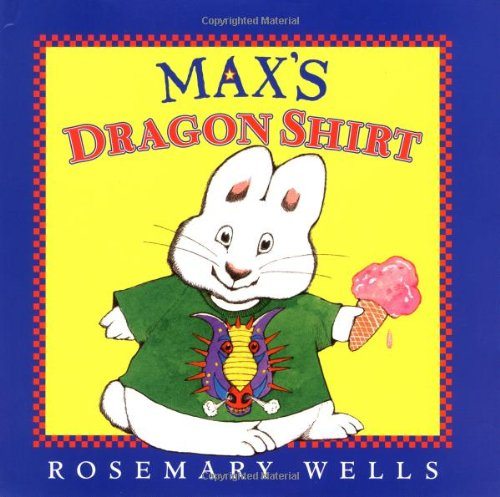 Max's Dragon Shirt (Max & Ruby)