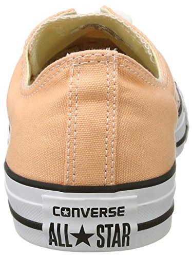 Converse - Chuck Taylor All Star, Scarpe basse Unisex – Adulto Orange (Sunset Glow)