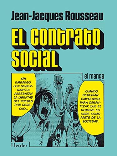 El contrato social: el manga eBook: Rousseau, Jean-Jacques ...