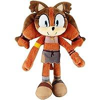 Sonic The Hedgehog - Pupazzo di peluche di Sticks, personaggio della serie