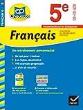 Français 5e: cahier de révision et d'entraînement