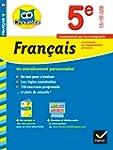 Fran�ais 5e: cahier de r�vision et d'...