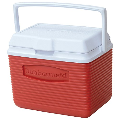 rubbermaid-10-quart-personal-ice-chest-cooler-red-by-rubbermaid