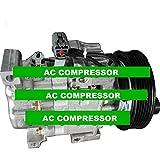 Gowe Auto AC Kompressor Kupplung für Mazda 6Schrägheck 1.82.02,3l 2002–2007h12a1ajel gj6a61K00C gj6a61K00d h12a1af4dw