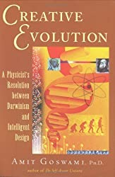 Creative Evolution: A Physicist's Resolution Between Darwinism and Intelligent Design