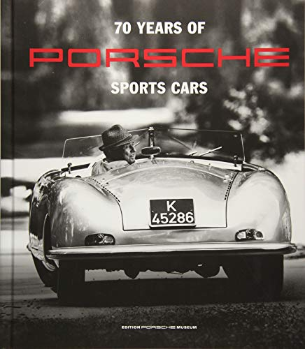 70 Years Porsche Sportscars
