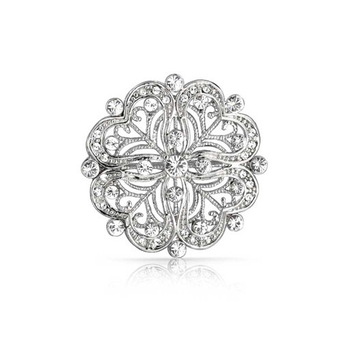 bling-jewelry-estilo-de-epoca-cz-trebol-florpolo-corazon-broche-novia-tono-plata