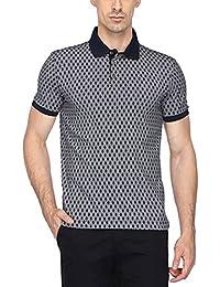 Arrow Sport Mens Printed Polo T-shirt
