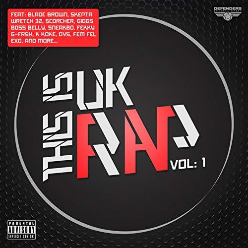 This Is UK Rap, Vol.1 [Explicit]