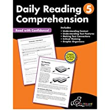 DAILY READING COMPREHENSION GR (Chalkboard Publishing Workbooks)