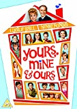 Yours, Mine and Ours [DVD] [1968]