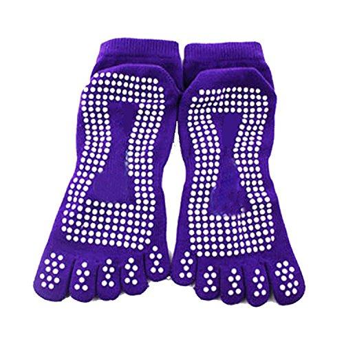 ninas-granulos-de-masaje-antideslizante-calcetines-de-yoga