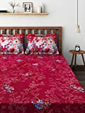 Raymond Home Double Bedsheet 2 Pillow Co...