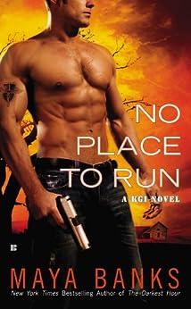 No Place to Run (KGI series) di [Banks, Maya]