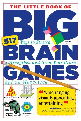 Stretch-illusion (The Little Book of Big Brain Games: 517 Ways to Stretch, Strengthen and Grow Your Brain)