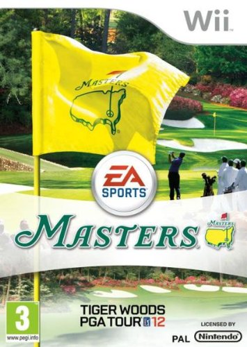 Tiger Woods Pga Tour 12 The Masters [Spanisch Import]
