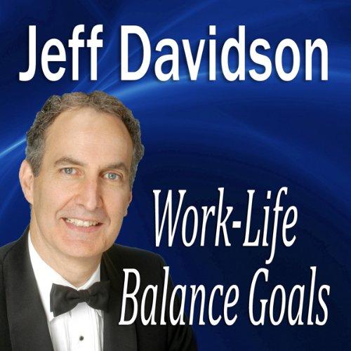 Work-Life Balance Goals  Audiolibri