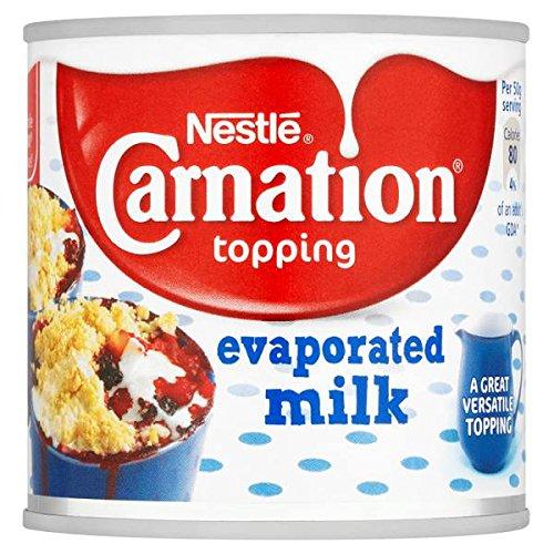 Nestle Carnation Kondensmilch Topping 170g (Packung mit 12 x 170g)
