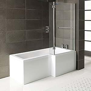matrix l form f r bad dusche badewanne front panel. Black Bedroom Furniture Sets. Home Design Ideas