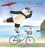 Zen Socks by Jon J Muth (2015-09-29)