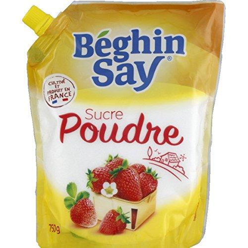 béghin say Sucre en poudre - ( Prix Unitaire ) - Envoi Rapide Et Soignée