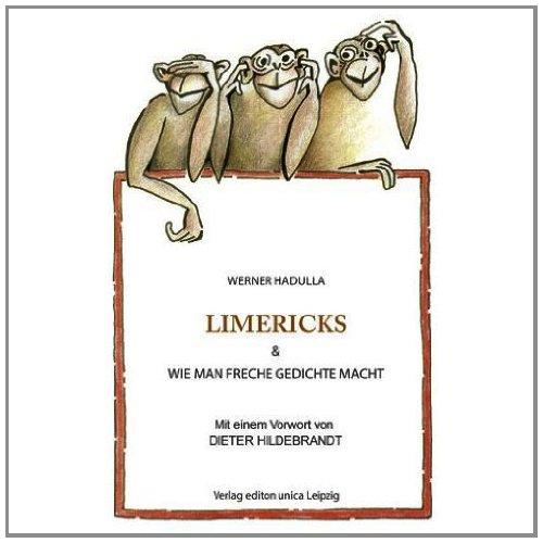 Limericks & wie man freche Gedichte macht.