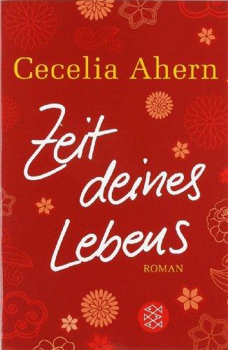 Buchseite und Rezensionen zu 'Zeit deines Lebens' von Cecelia Ahern