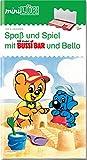 miniLÜK Spaß und Spiel mit Bussi Bär und Bello