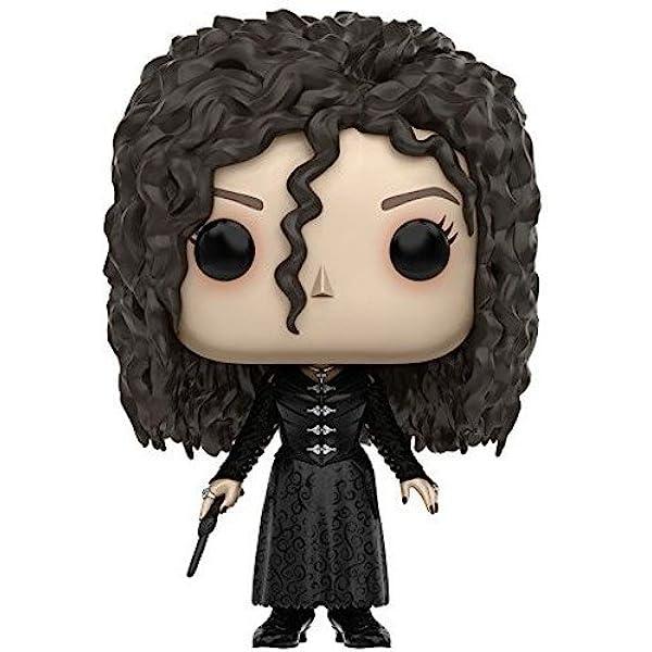 Funko- Bellatrix Lestrange Figura de Vinilo, colección de Pop ...
