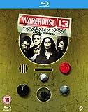 Warehouse 13: The Complete Series [Edizione: Regno Unito] [Reino Unido] [Blu-ray]