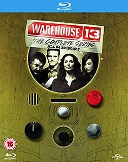 Warehouse 13: The Complete Series [Blu-ray] [Region Free] (B017SRQU42)   Amazon Products