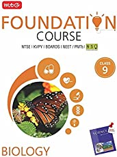 Biology Foundation Course for NEET/Olympiad - Class 9