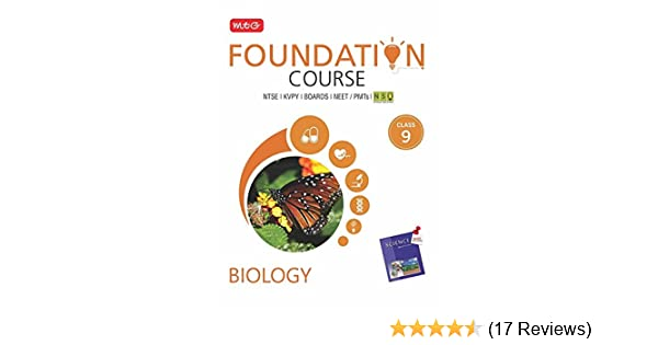 Buy Biology Foundation Course for NEET/Olympiad - Class 9