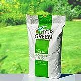 Agro Sens - Gazon professionnel résistant à la chaleur et à la sécheresse. 10 kg