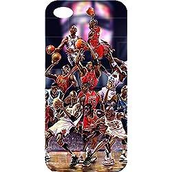 Carcasa iPhone 8Michael Jordan Swag Chicago Bulls Baloncesto NBA
