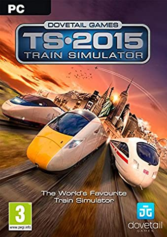Train Simulator 2015 [PC Code - Steam]
